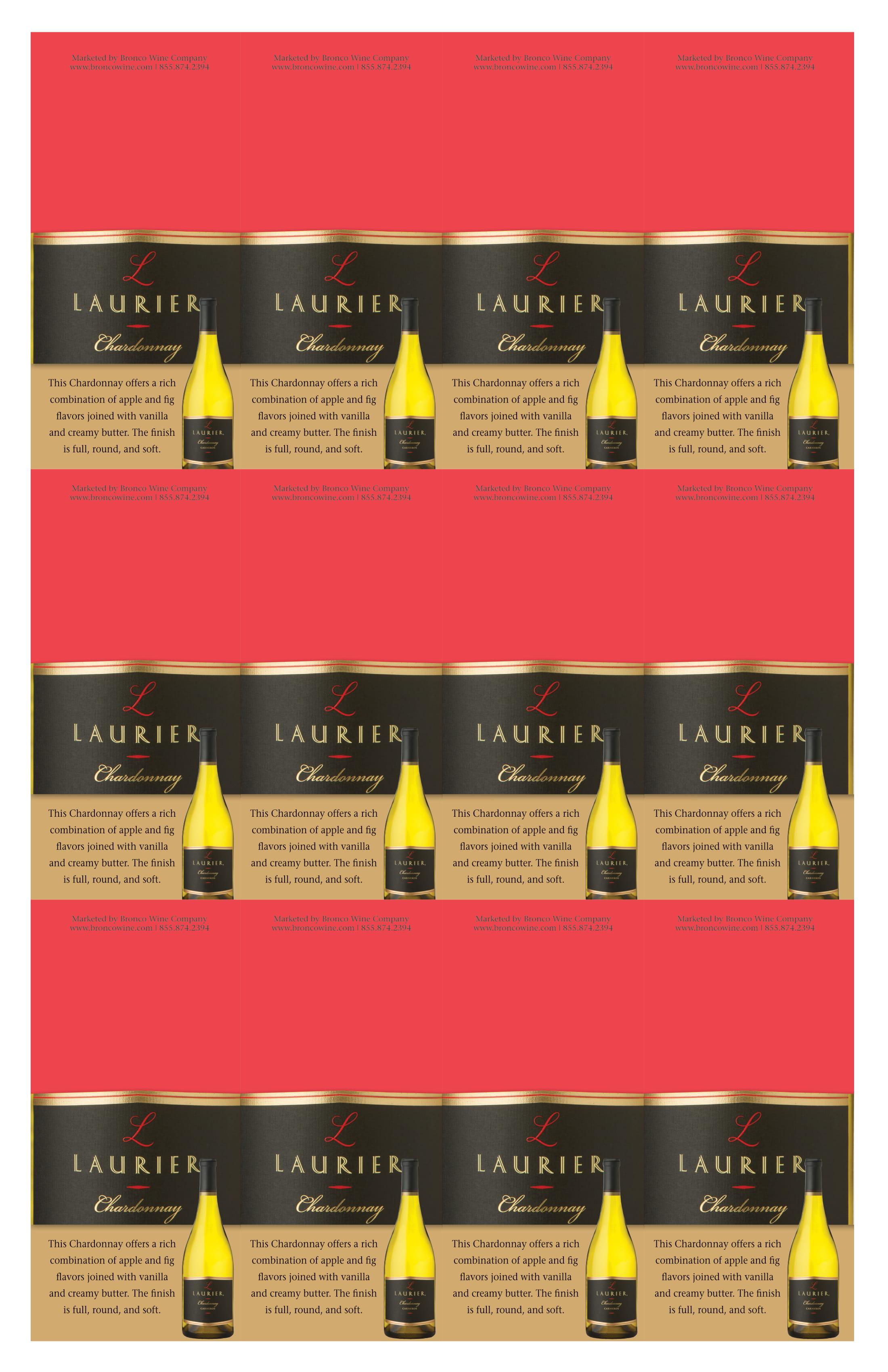 Laurier Chardonnay Necker
