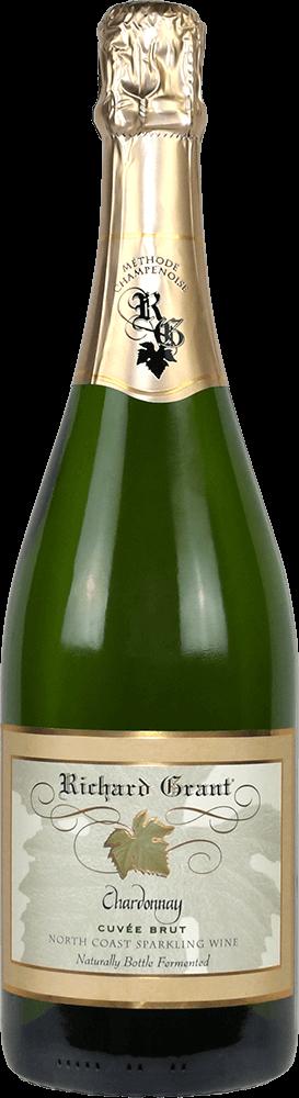 Richard Grant Chardonnay Cuvée Brut Bottleshot