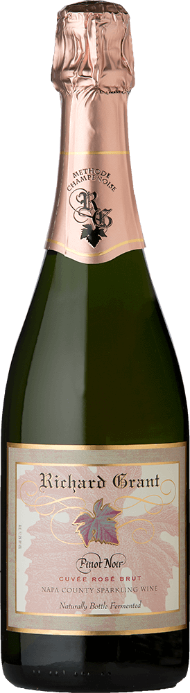 Richard Grant Pinot Noir Cuvée Rosé Brut Bottleshot