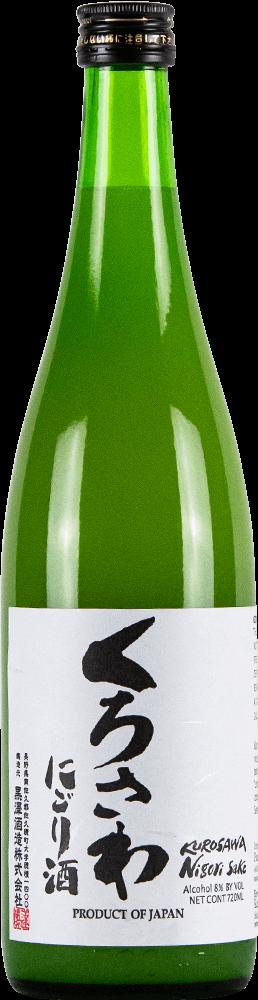 Kurosawa Sake Nigori Bottleshot