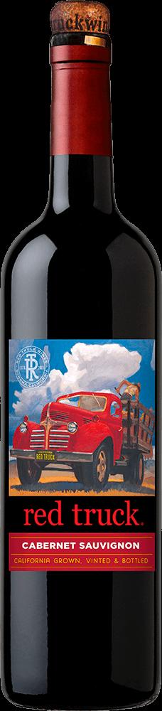 Red Truck Cabernet Sauvignon Bottleshot