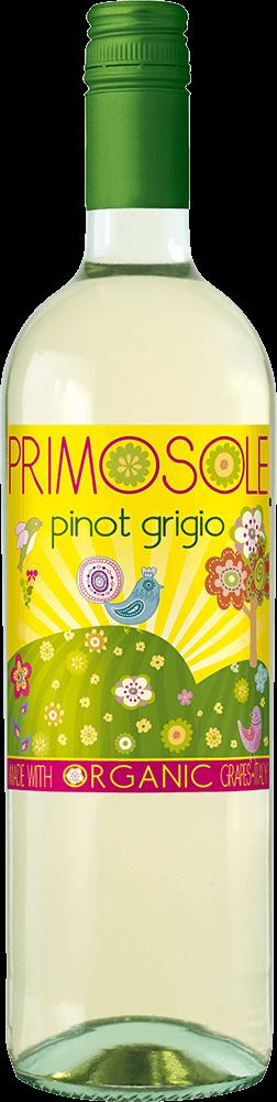 PrimoSole Pinot Grigio Bottleshot