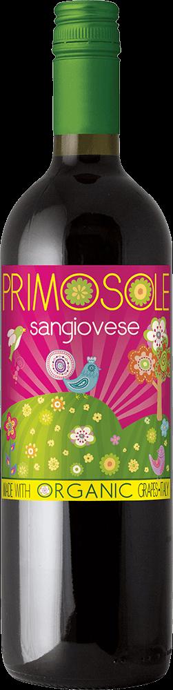 PrimoSole Sangiovese Bottleshot