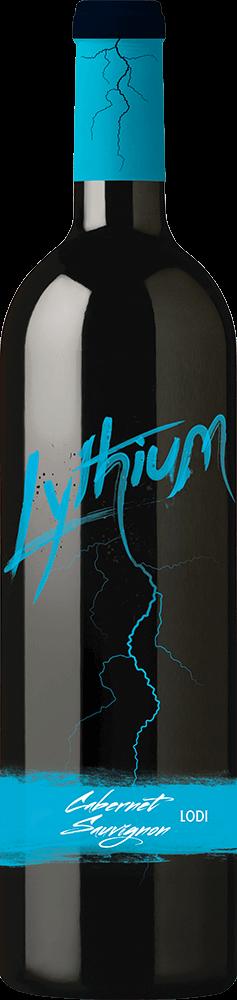 Lythium Cabernet Sauvignon Bottleshot
