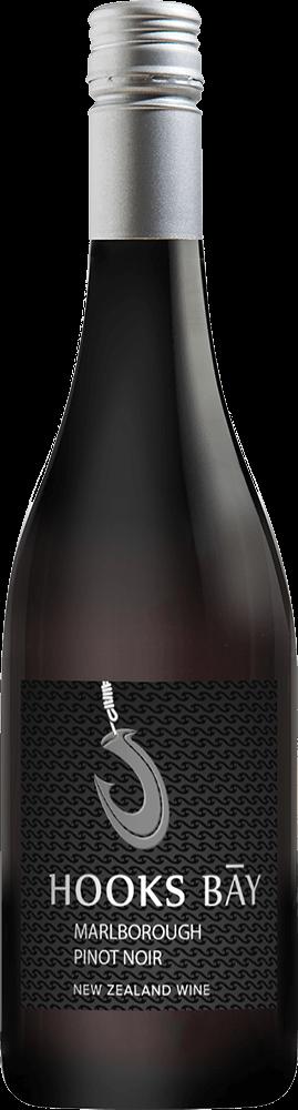 Hooks Bay Pinot Noir Bottleshot