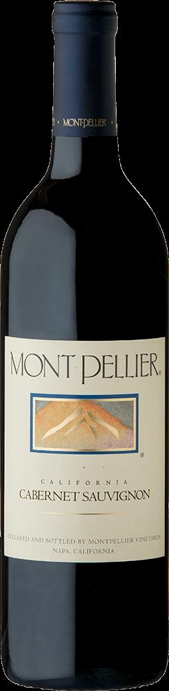 Montpellier Cabernet Sauvignon Bottleshot