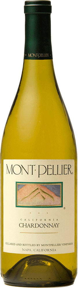 Montpellier Chardonnay Bottleshot
