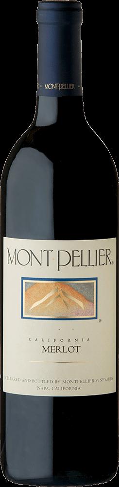 Montpellier Merlot Bottleshot