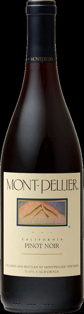 Montpellier Pinot Noir Bottleshot