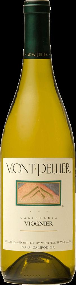 Montpellier Viognier Bottleshot