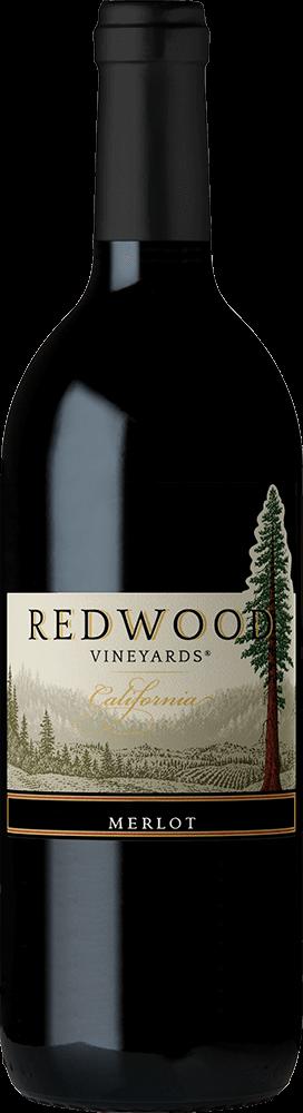 Redwood Vineyards Merlot Bottleshot