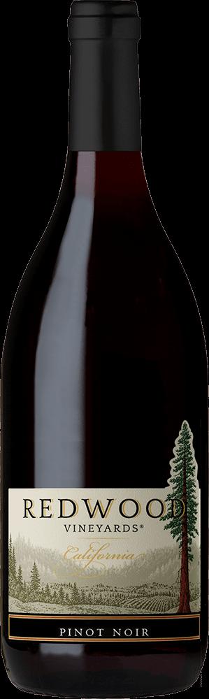Redwood Vineyards Pinot Noir Bottleshot