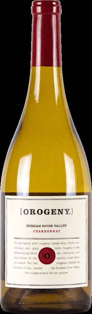 Orogeny Chardonnay Bottleshot