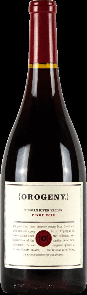 Orogeny Pinot Noir Bottleshot