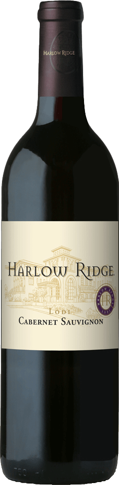 Harlow Ridge Cabernet Sauvignon Bottleshot