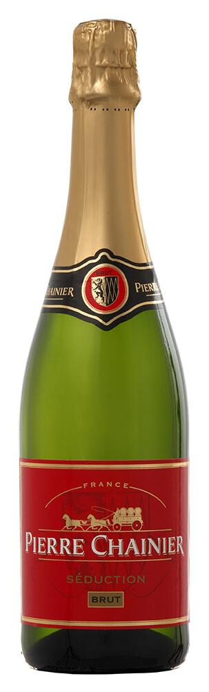 Pierre Chainier Sparkling Brut Bottle Shot
