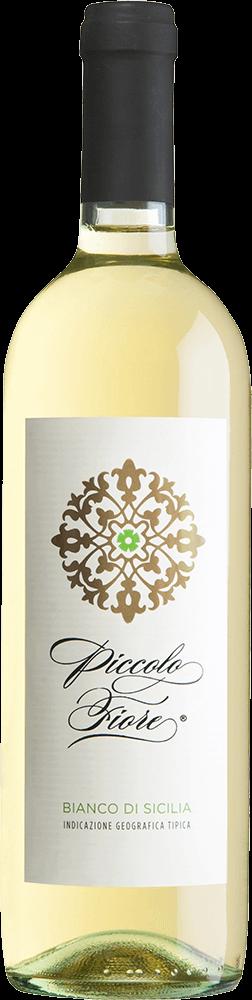 Piccolo Fiore Bianco Di Sicilia Bottleshot