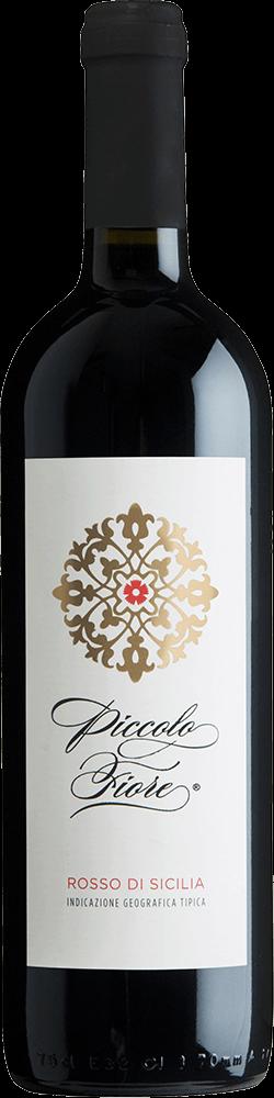 Piccolo Fiore Rosso De Sicilia Bottleshot