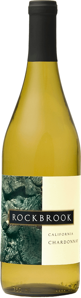 Rockbrook Cellars Chardonnay Bottleshot