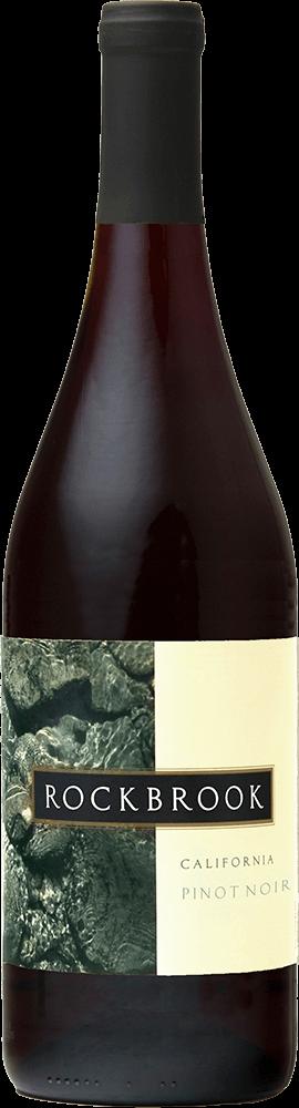 Rockbrook Cellars Pinot Noir Bottleshot