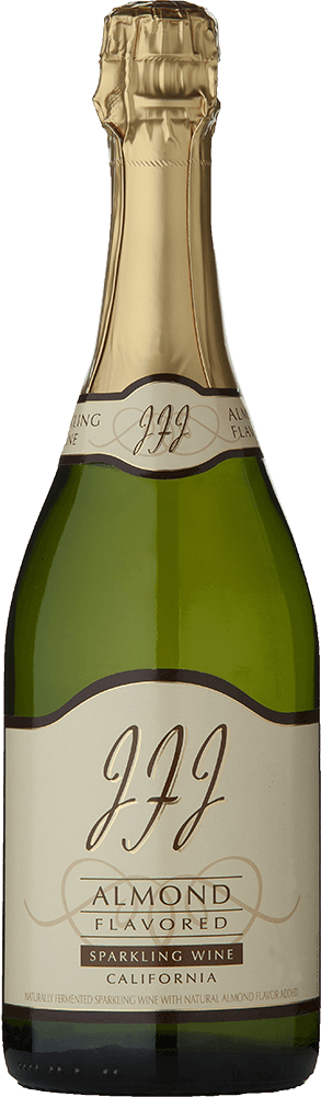 JFJ Winery Almond Brut Bottleshot