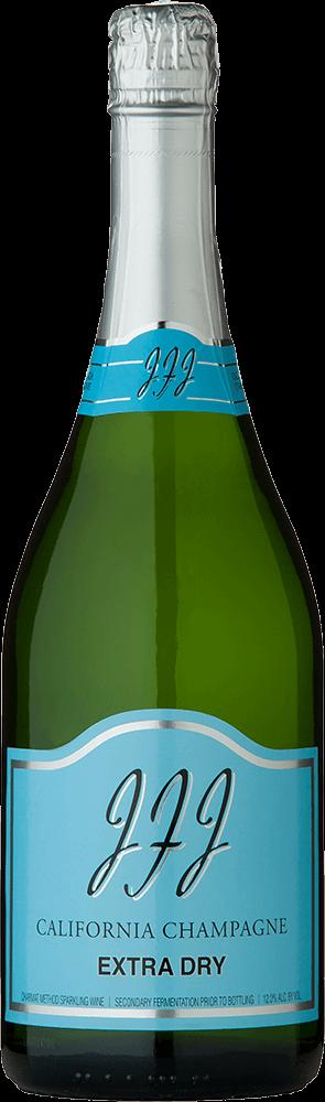 JFJ Winery Extra Dry Brut Bottleshot