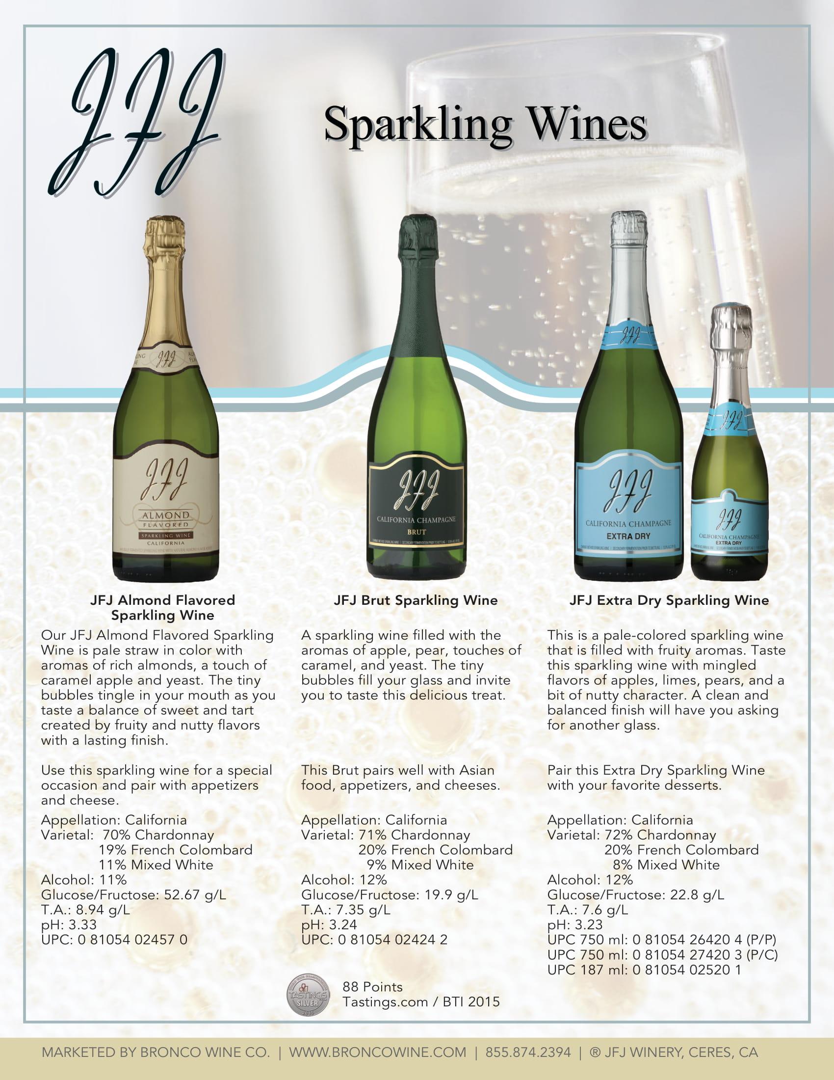 JFJ Winery Family Sell Sheet