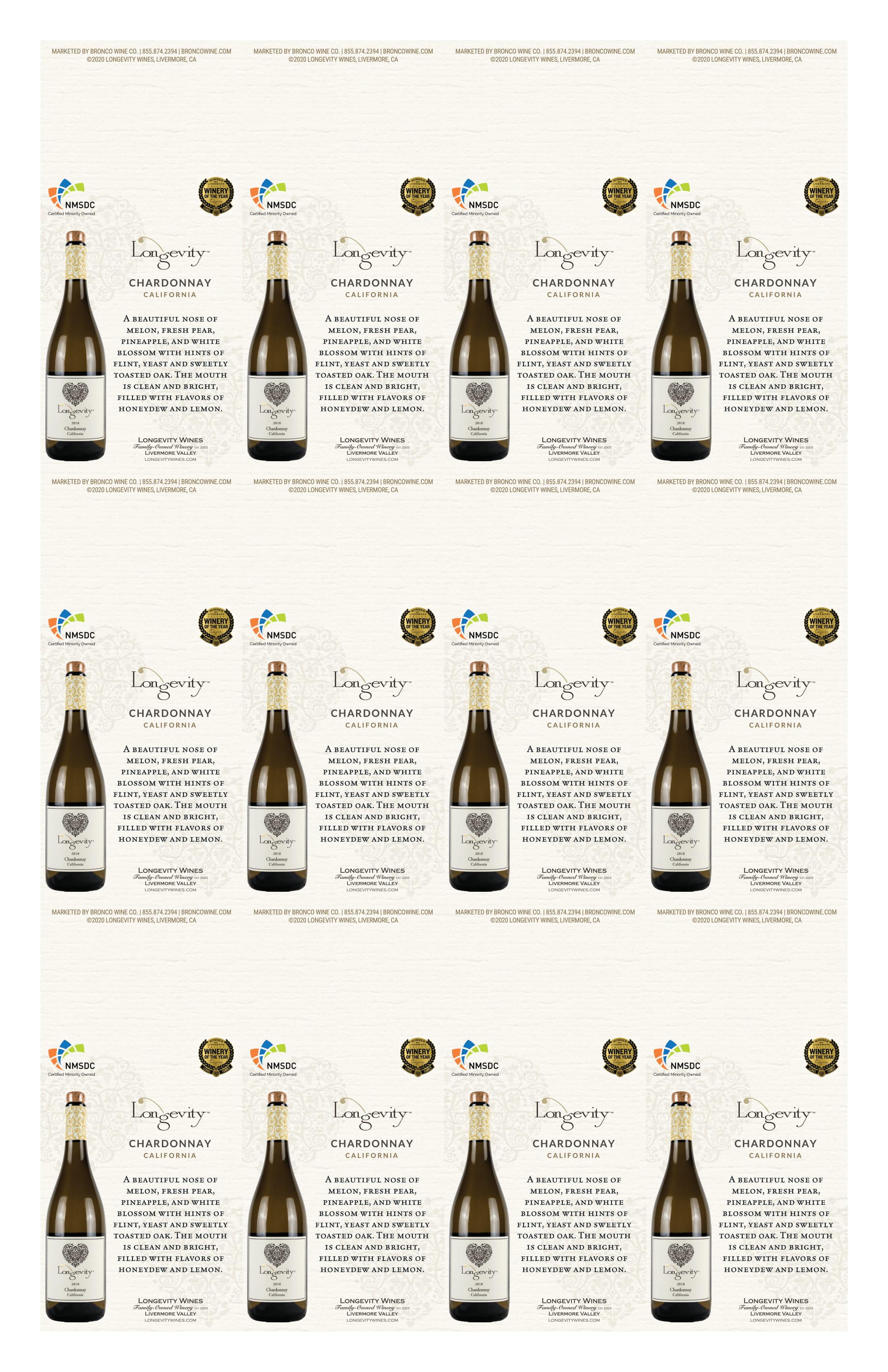 Longevity Chardonnay Necker