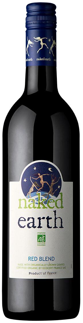 Naked Earth Red Blend Bottle Shot