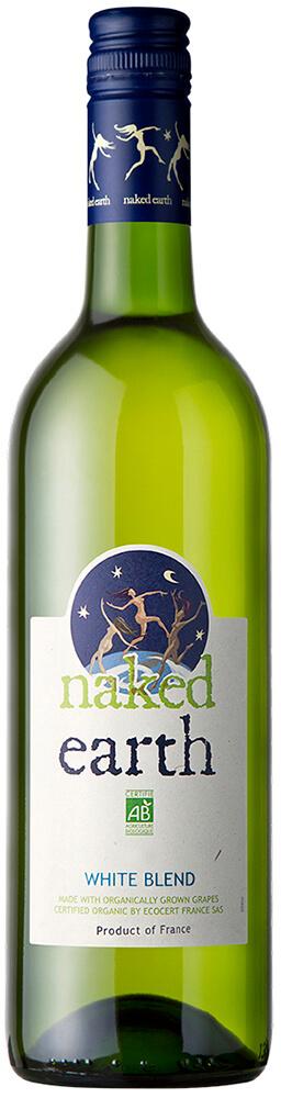 Naked Earth White Blend Bottle Shot
