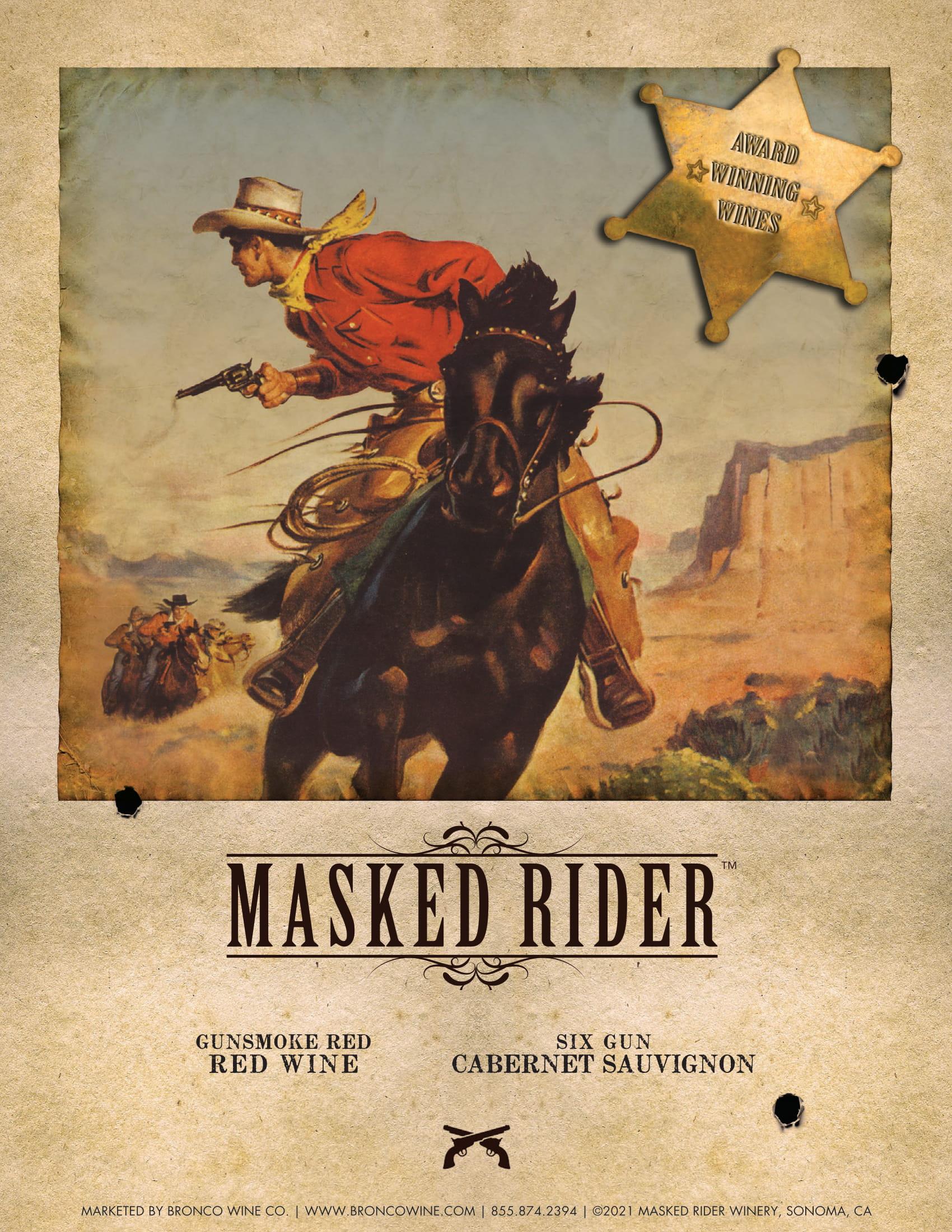 Masked Rider Family Sell Sheet