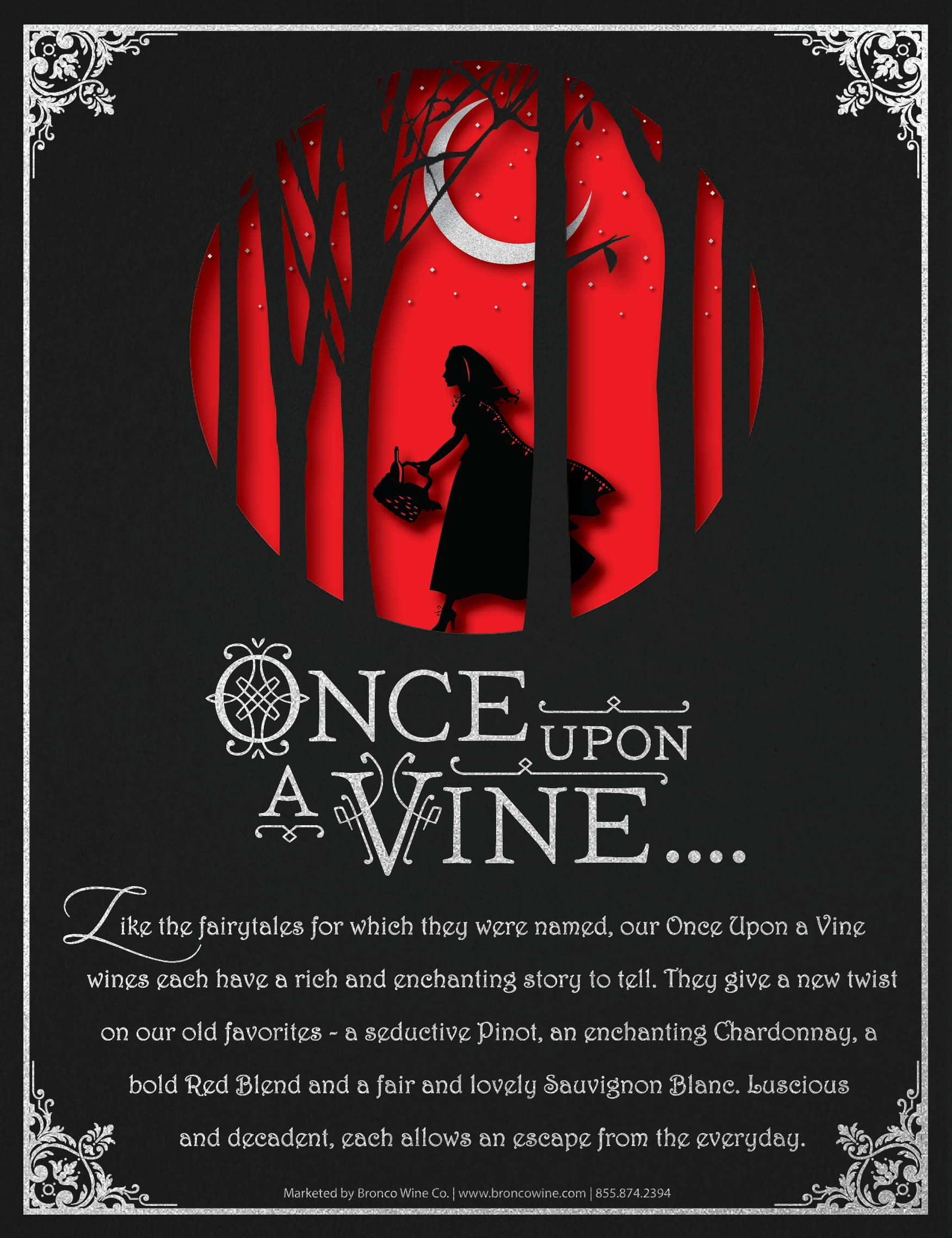 Once Upon A Vine Family Sell Sheet