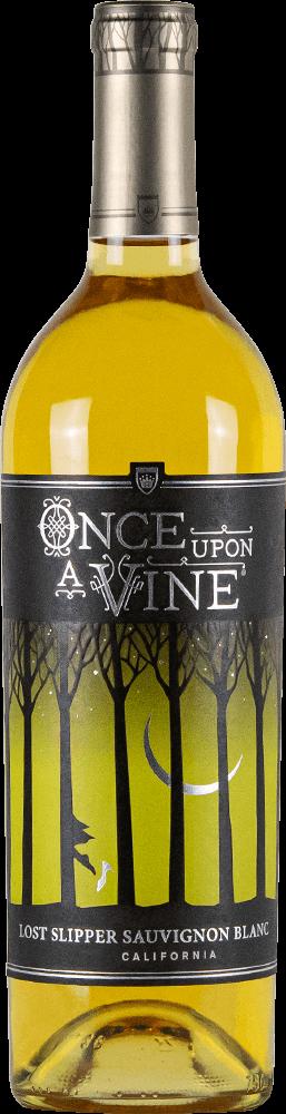 Once Upon A Vine Lost Slipper Sauvignon Blanc Bottleshot