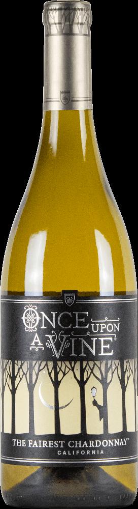 Once Upon A Vine The Fairest Chardonnay Bottleshot