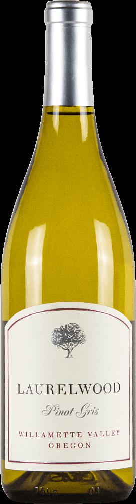 Laurelwood Pinot Gris Bottleshot