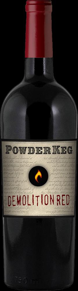 Powder Keg Demolition Red Bottleshot