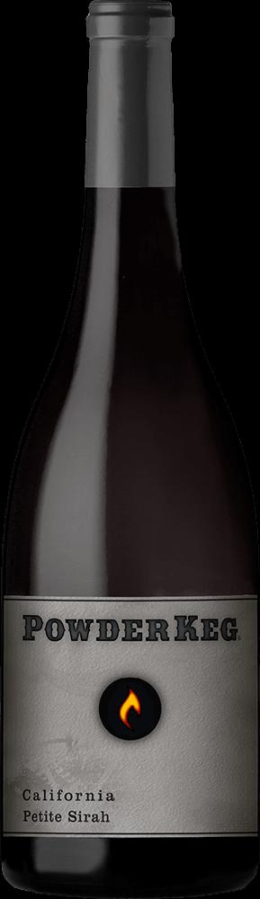 Powder Keg Petite Sirah Bottleshot