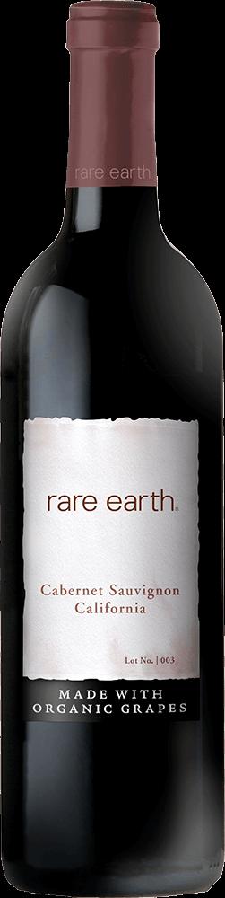 Rare Earth Cabernet Sauvignon Bottleshot