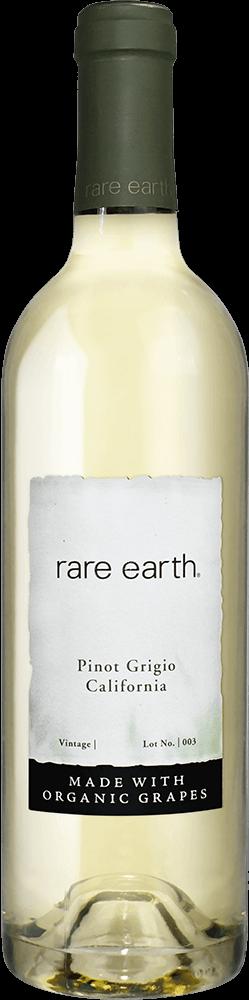 Rare Earth Pinot Grigio Bottleshot