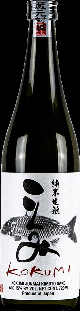 Kokumi Sake Junmai Kimoto Bottleshots