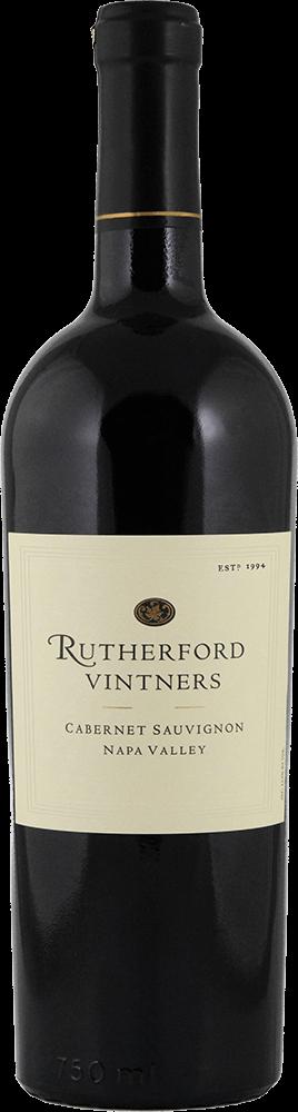 Rutherford Vintners Cabernet Sauvignon Bottleshot
