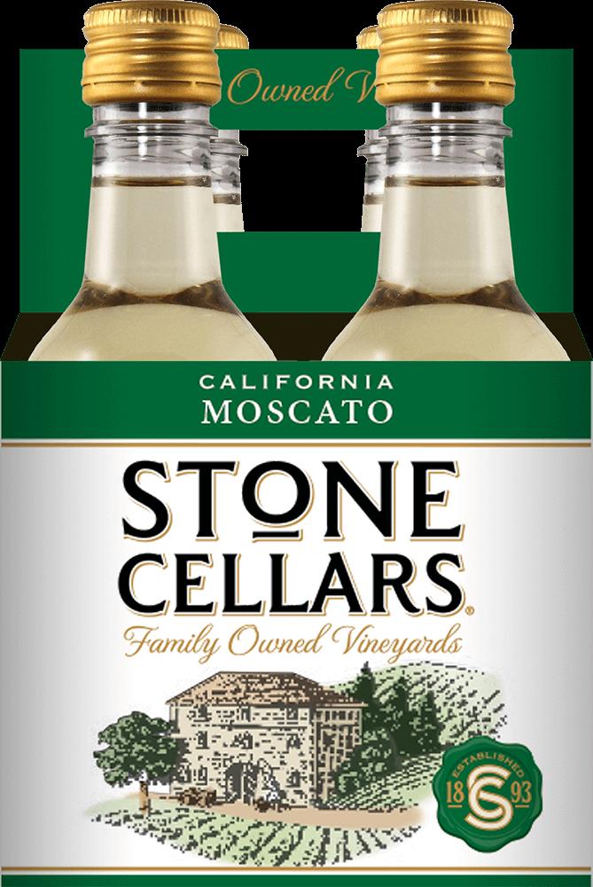 Stone Cellars Moscato Bottleshot