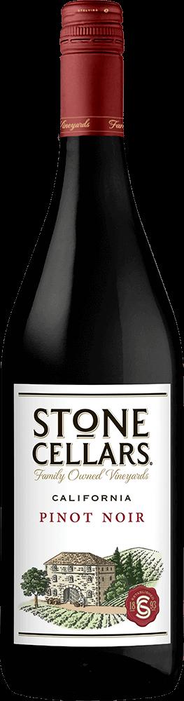 Stone Cellars Pinot Noir Bottleshot