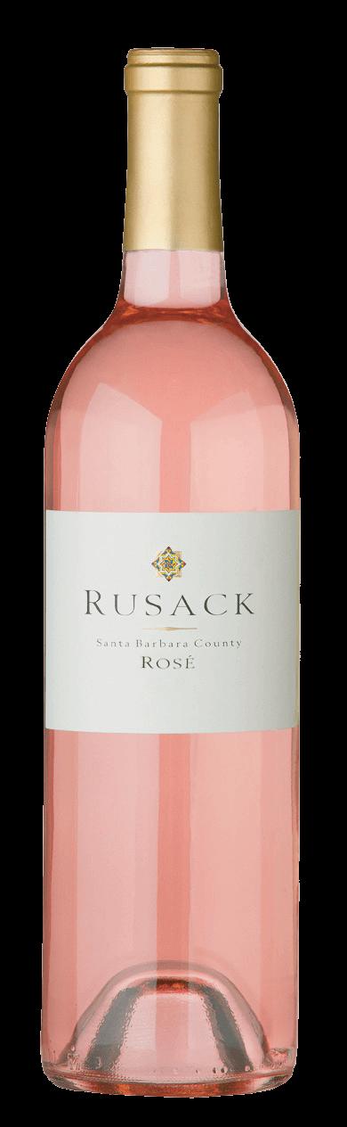 Rusack Vineyards Rosé Santa Barbara County Bottleshot