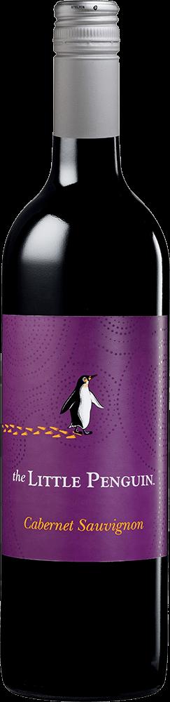 The Little Penguin Cabernet Sauvignon Bottleshot