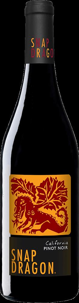 Snap Dragon Pinot Noir Bottleshot