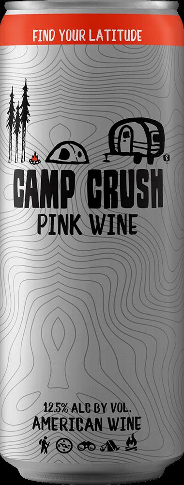 Camp Crush Pink Wine Photo