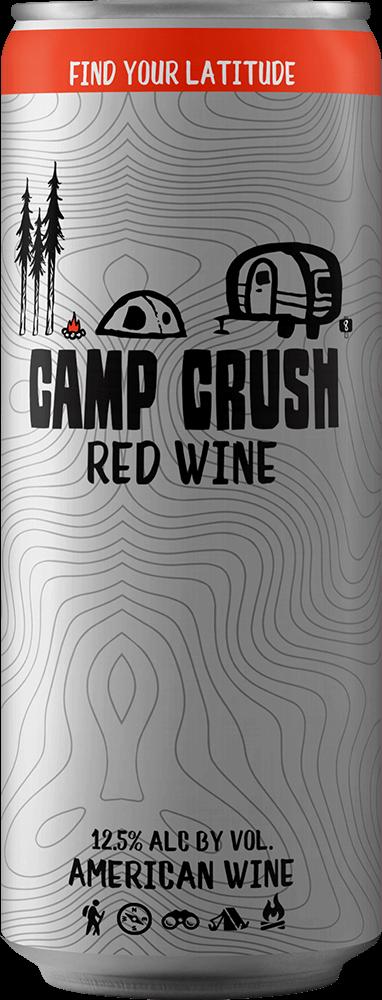 Camp Crush Red Wine Photo