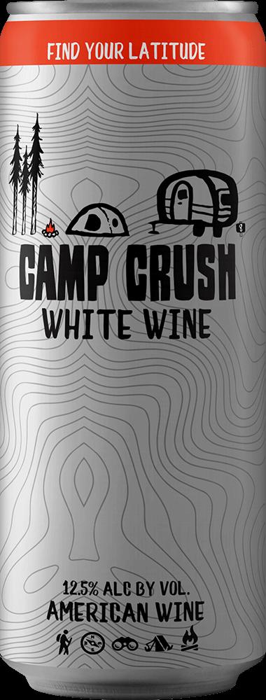 Camp Crush White Photo