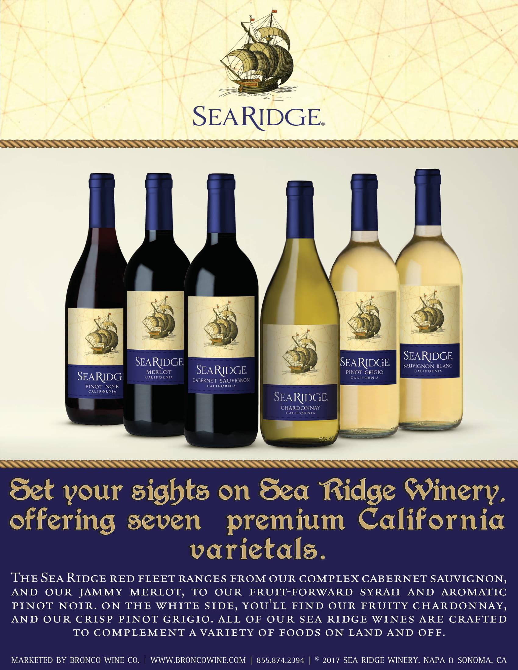Sea Ridge Family Sell Sheet